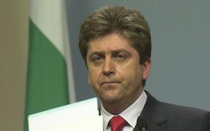 Изборният ден – в полза на президента Първанов