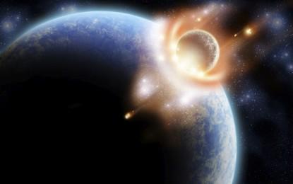 Краят на света се отлага за след милиарди години