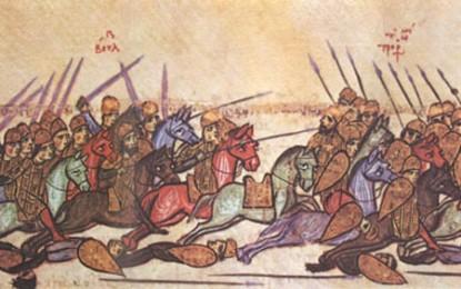 Битките при Ахелой на цар Симеон Велики