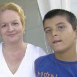 Първият хороскоп на здравето Алена изготви на Ники, дете изпаднало в будна кома след удавяне
