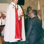 Приемане в Ордена на нови постуланти