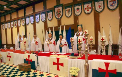ХV Конвент на Велик Приорат България (10.11.2012)