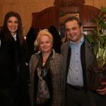 Алена заедно с Мисис България 2011, Вени Милева и съпруга й