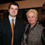 Алена и нейният син Мартин