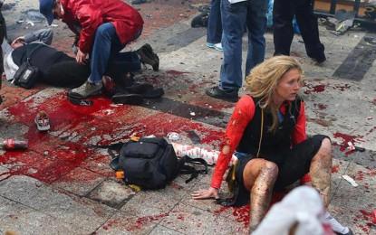 Бостън – окървавен от терористи самодейци