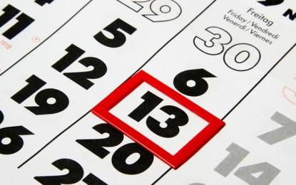 """Петък 13-и – три пъти """"фатален"""" през 2015-а"""