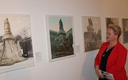 Доживяхме да видим творбите на Кристо и Жан-Клод в България