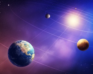 Важни планетарни аспекти за август 2017 година