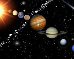 Ретроградните планети през 2017 година