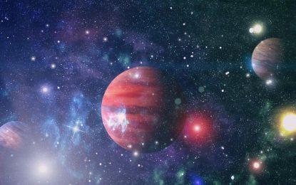 Ретроградните планети през 2021 година